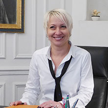 Maître Marie-Jeanne CUJAS